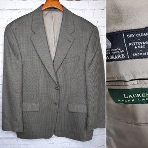 Ralph Lauren men's suit jacket size 42 R